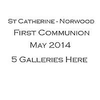 St Catherine 2014 First Communion