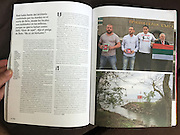 Vice Magazine (Mexico edition, Fall 2016) - &quot;This ATV-Riding Immigrant Hunter Is the New Face of Europe's Far Right&quot;.<br /> <br /> Online: https://www.vice.com/en_us/article/migrant-hell-v23n4