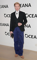 Henry Conway attends Oceana's Junior Ocean Council - Fashions For the Future at Phillips Auction House, Berkeley Square, London on Thursday 19 March 2015