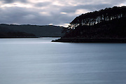 Sunset at Sheildaig, on Loch Torridon, north-west Highlands of Scotland