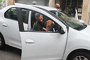 Jihad Diyab llegando a su casa