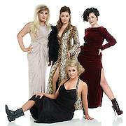 Glasgow girl band, Sugar Bullet.
