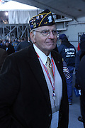 Veteran at The 2008 Veterans Day  Ceremonies at the Intrepid Sea, Air, & Space Musem on November 11, 2008 in NYC