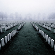 DELVILLE WOOD SOUTH AFRICAN CEMETERY, SOMME , FRANCE..COPYRIGHT OWNED PHOTOGRAPH BY BRIAN HARRIS.NO UNAUTHORISED USAGE