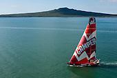 CAMPER first sail 14/4/2011
