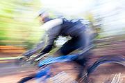 PE00355-00...WASHINGTON - Cyclocross bicycle race in Seattle.