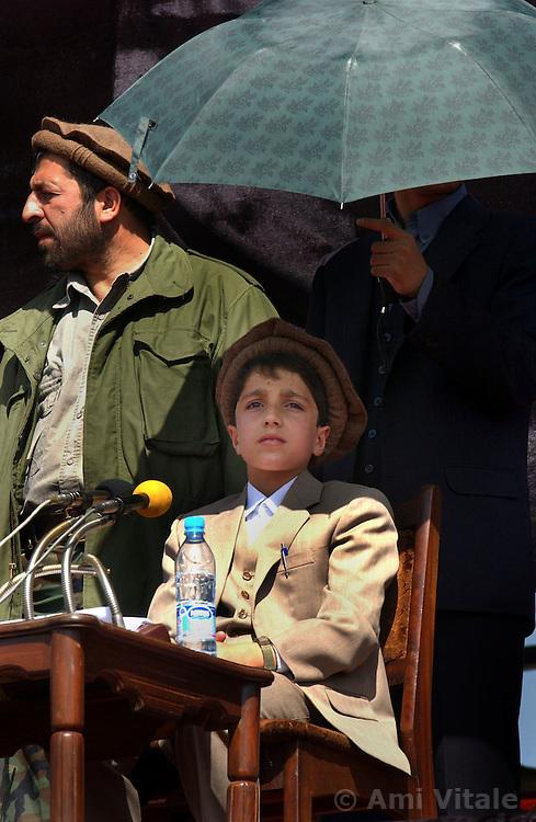 Ahmad Shah Massoud Son