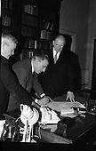 1965 - 18/03 Dáil Dissolved