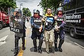 Anti-Amnesty Protest in Bangkok