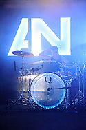 Awolnation performing at Pop's in Sauget, IL on January 21, 2012.