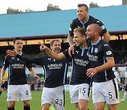 26-08-2014 - Dundee v Raith Rovers - League Cup