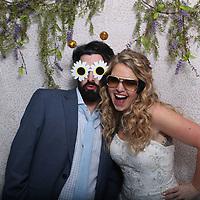 Danielle & Joe Wedding Photo Booth