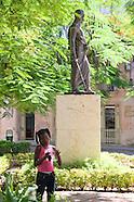 Monumento Simón Bolívar, Havana Vieja, Cuba.