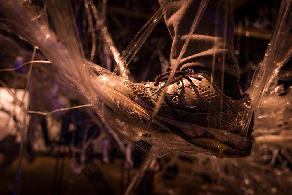 Tangente Danse présente #BOXTAPE à Griffintow, The PAPER FACTORY, le 16 octobre 2015