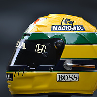 CHAMPIONS AND INDYCAR HELMETS COLLECTION
