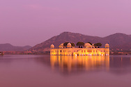 The Lake Palace, city of Jaipur,Rajasthan, India