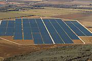 35 MW Austin Energy Webberville solar power plant.