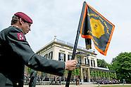 Koning aanwezig bij de jubileumbijeenkomst (65 jaar) van het Regiment van Heutsz