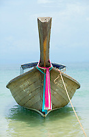 Longtail boat on Andaman Sea Thailand&amp;#xA;<br />