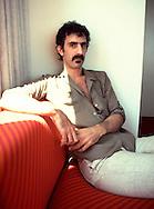 Frank Zappa 1979<br /> &copy; Chris Walter