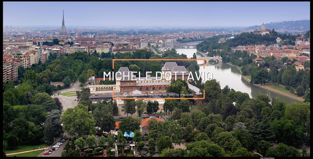 Torino, parco del valentino e fluviale del Po Il Po dei Re - Parco Fluviale del Po