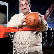 Ted Leonsis, owner of the Washington Capitals and the Washington Wizards, poses for a portrait at the Verizon Center in Washington, DC, on December 1, 2010.