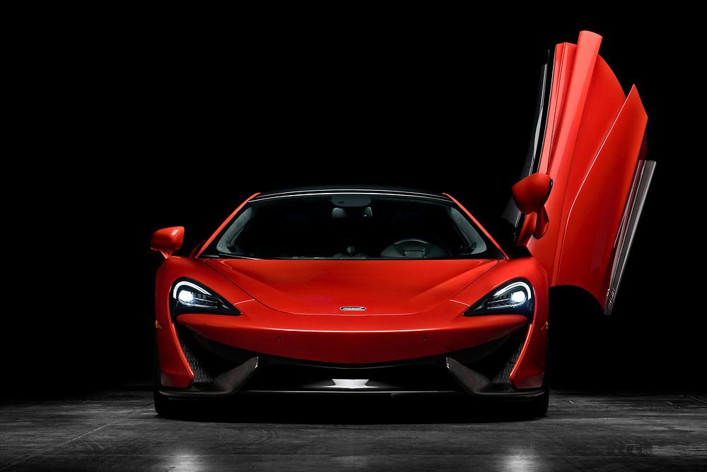 McLaren at Sonoma Raceway | Simraceway