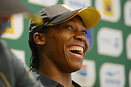 Caster Semenya Press Conference 27 July 2012