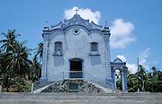 Church of Sao Miguel dos Milagres, Alagoas, Brazil