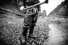 Fishing Photos (Highlights) - Stock images, fly fishing, Oregon fishing, salmon fishing