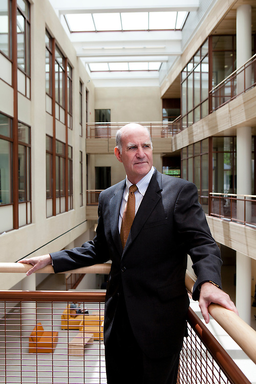 Scott Bass poses for a portrait on the American University campus on Wednesday, May 4, 2011 in Washington, DC.