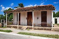 House in Manuel Lazo, Pinar del Rio, Cuba.