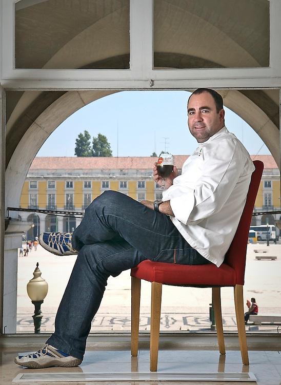 Vitor Sobral, chef