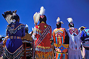 Image of Navajo Pow Wow in Window Rock, Arizona, American Southwest