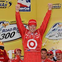2009 INDYCAR RACING KANSAS