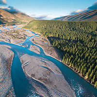 Wairau River, Wairau Valley, Malborough