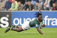 9 June South Africa v England in La Roche sur Yon