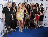 2/18/2010 - American Idol Top 24 Semi-Finalists - Arrivals