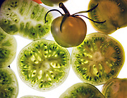 "At summer's end, what to do with all those ""leftover"" green tomatoes? (Mike Siegel / The Seattle Times)"