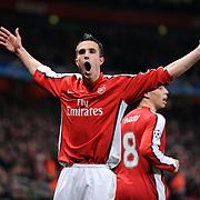 Arsenal v AS Roma