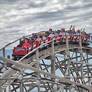The WildCat Roller Coaster, Hershey Park, Pennsylvania