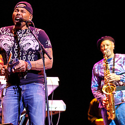 Neville Brothers @ The Wellmont Theatre