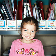 Natalie Ely. Casey Brennan's kindergarten class at Hopkins Elementary School in Sherwood on Wednesday, May 23, 2012.