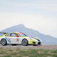 #35 GMG Racing Porsche GT3 Cup: D. Bryce Miller
