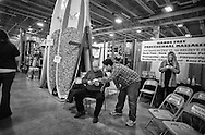 A look at the 73rd Annual Milwaukee Sports Show held at the Wisconsin State Fair Exposition Center in West Allis, Wisconsin 03 09 2013-Photo Steve Apps