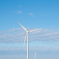 wind project in fall