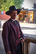 """John Henry """"Doc"""" Holliday was a gambler, gunfighter and dentist. A well educated gentleman from the East Coast, he resided in Tombstone, Arizona during the heyday of the Wild West."""
