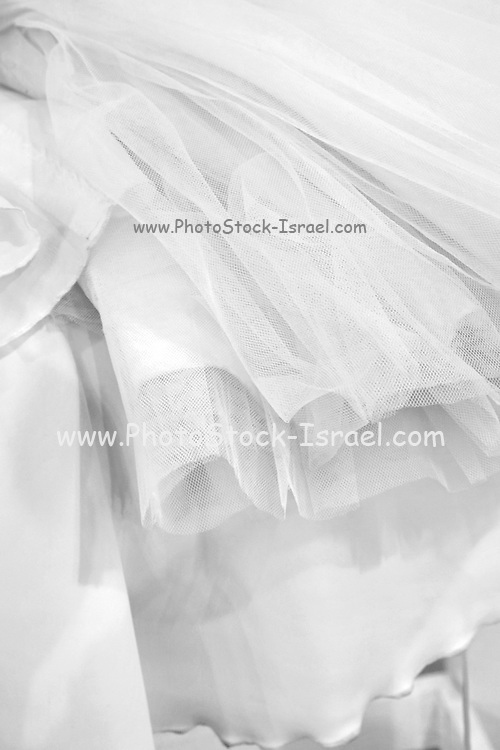 White wedding gowns
