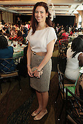 April 7, 2012 New York, NY:  Ayanna Wayner attends the 62nd Annual Women of Distinction Spirit Awards Luncheon & Fashion Show sponsored by The Links, Inc- Greater New York Chapter held at Pier Sixty at Chelsea Piers on April 7, 2012 in New York City...Established in 1946, The Links,  incorporated, is one of the nation's oldest and largest volunteer service of women, linked in friendship, are committed to enriching, sustaining and ensuring the culture and economic survival of African-American and persons of African descent . The Links Incorporated is a not-for-profit organization, which consists of nearly 12, 000 professional women of color in 272 located in 42 states, the District of Columbia and the Bahamas. (Photo by Terrence Jennings)