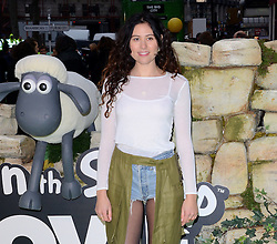 Eliza Doolittle attends Shaun The Sheep Uk Premiere at Vue West End, Leicester Square, London on Sunday 25 January 2015